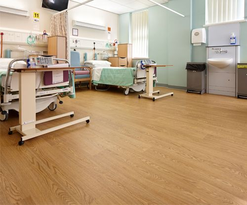 Forest fx PUR Vinyl Flooring Product Range by Polyflor