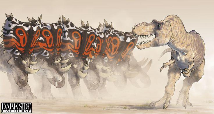 Tyrannosaurus rex_variant 2 by ~Swordlord3d on deviantART ...