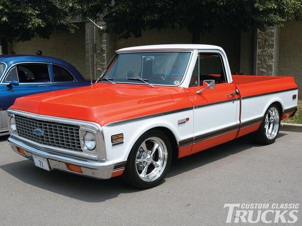 1972 Chevrolet Cheyenne truck~  Chevy~