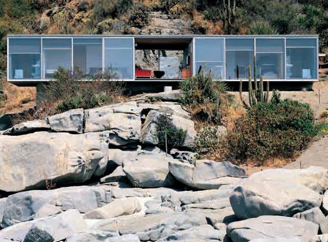 simplicity love: Casa Pite, Chile   Smiljan Radic