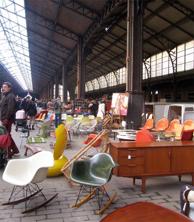 Balade Vintage ❤ Brussels Design Vintage Market ! - 13zor, graphiste…