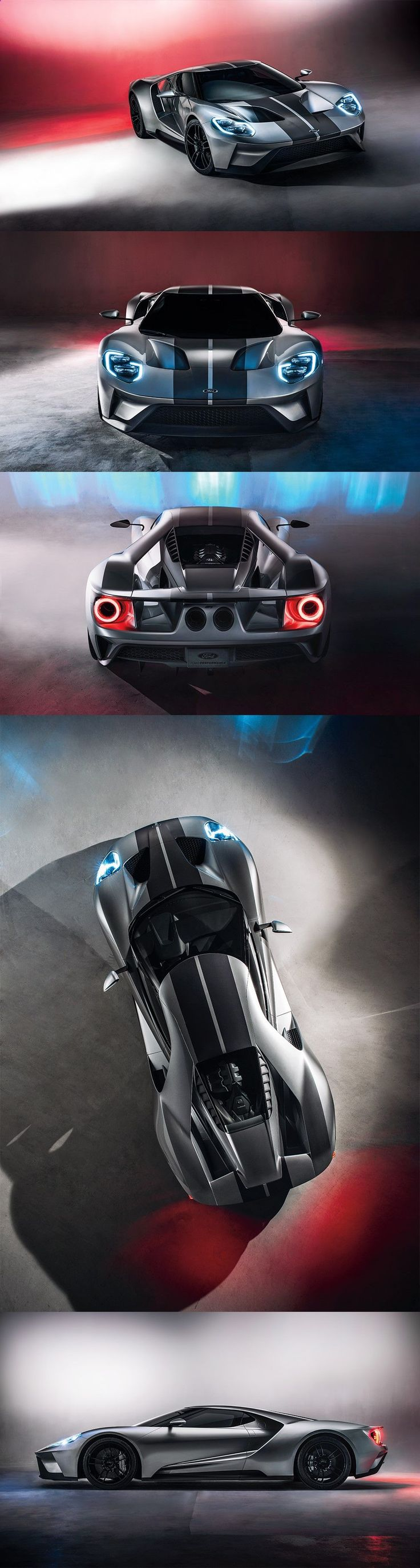 2016 Design of the Year: Ford GT. A monument of style, inside and out. #fordGT