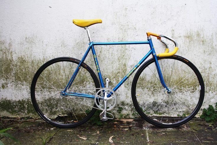 Gitane French Track Bike Bikes Pinterest Bicycling Cycling