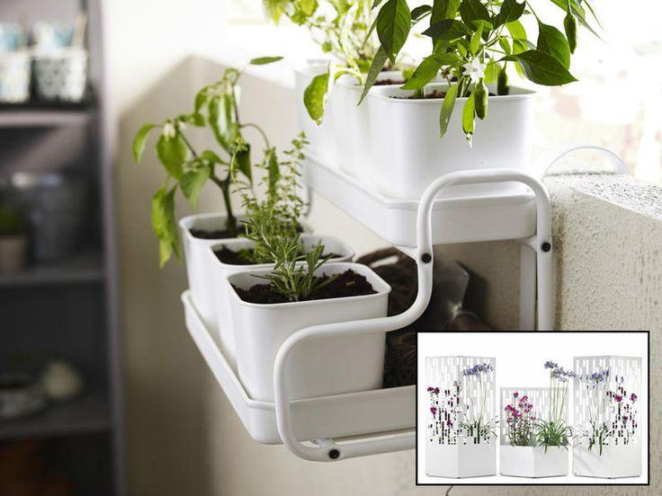 M s de 1000 ideas sobre soportes de plantas en interiores for Ikea jardin 2015