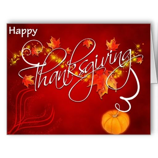 Thanksgiving Messages: What to Write in a Thanksgiving Card