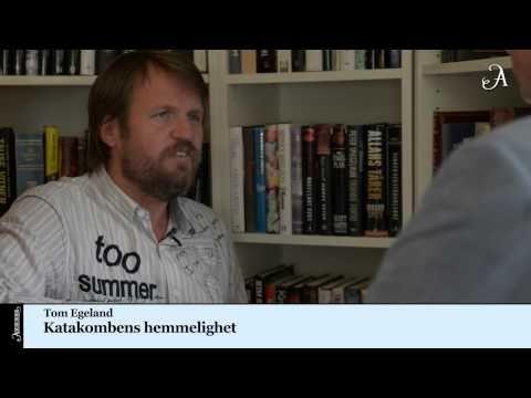 ▶ Hjemmebesøk hos Tom Egeland - Katakombens hemmelighet - YouTube