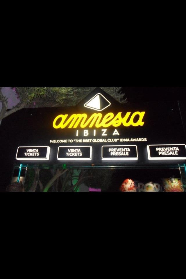 Amnesia #ibiza #party #central
