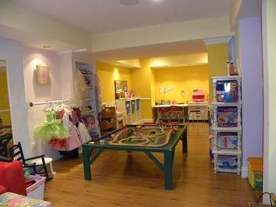 Kids Playroom Storage Solutions Design, Pictures, Remodel, Decor and Ideas - page 3