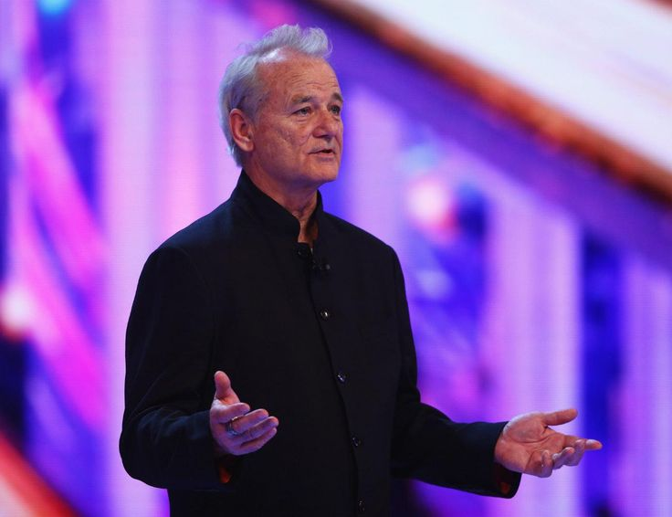 Hollywood legend Bill Murray reportedly received a stern talking to by police after he angrily threw some fans phones off a restaurant rooftop after they tried to take pictures of the star.  The Groundhog Day star was relaxing on at the Starlight Rooftop Lounge at the Vesuvio Restaurant in Carmel California, when they started snapping him.