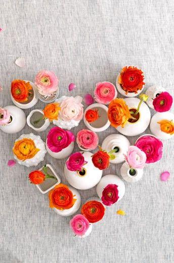 Obudz w sobie floryste! Wystarczy tak malo by swoerzyc niesamowita dekoracje na specjalna okazje! Have fun!