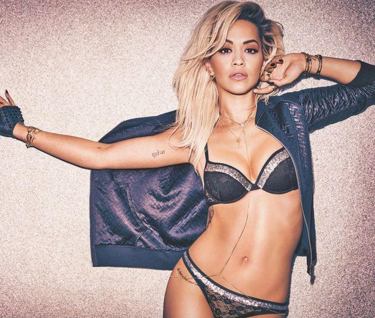Rita Ora in OK Magazine, October 2015