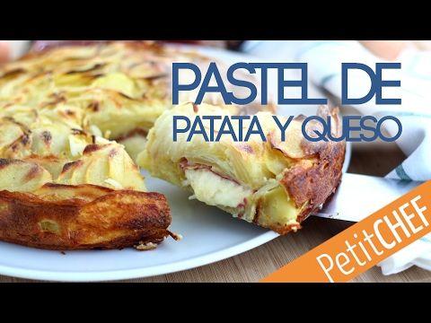 Pastel de patatas y queso raclette - YouTube