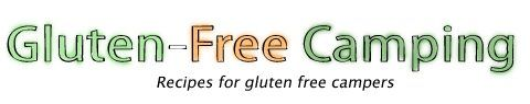 Gluten free recipes for camping or traveling. Great ideas!
