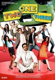 Watch and Download One Two Three Hindi Movie Online (2008) | Download Movies