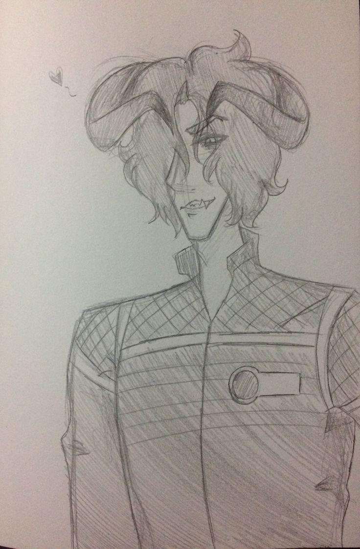 Demon Gerard Way.... I'm making this a thing.