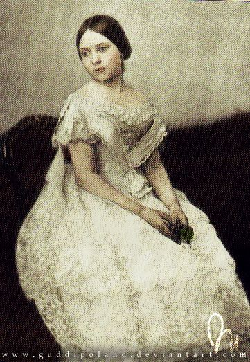 young daughters of queen victoria images | Young Victoria by GuddiPoland