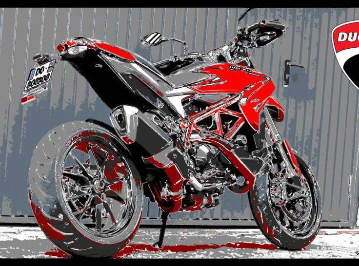 Célèbre 53 best Peinture acrylique pop art Balestra-art moto images on  BQ54