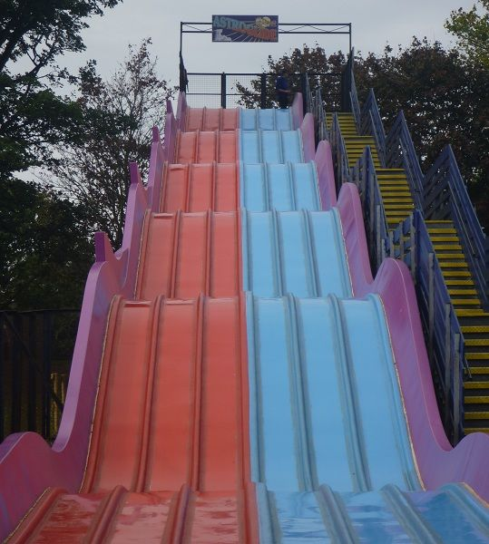 Astra Slide, Wicksteed Park.