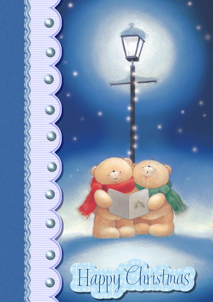 CHRISTMAS FOREVER FRIENDS
