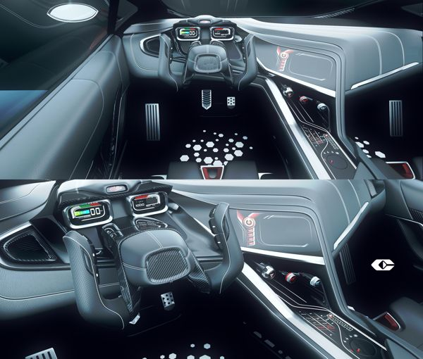 445 best car interior images on pinterest car interiors car interior sketch and car interior. Black Bedroom Furniture Sets. Home Design Ideas