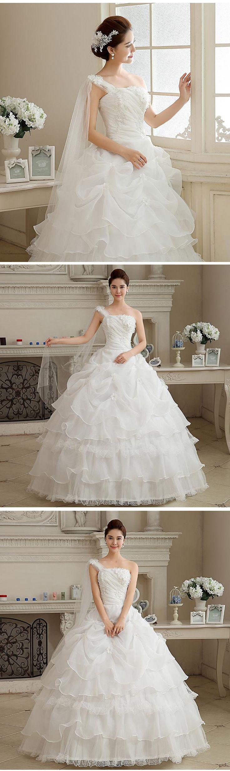 2015 мода горячая распродажа Sweetange корейский стиль сладкий романтические кружева принцесса свадебное платье бесплатная доставка, принадлежащий категории Свадебные платья и относящийся к Свадьбы и торжества на сайте AliExpress.com | Alibaba Group