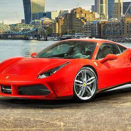 Google+  Ferrari's latest mid-engine V8 supercar, the 488 GTB, was unveiled la…