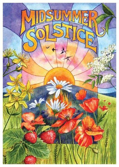 Midsummer Solstice by Sam Symonds