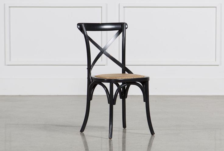 Dover Black Side Chair