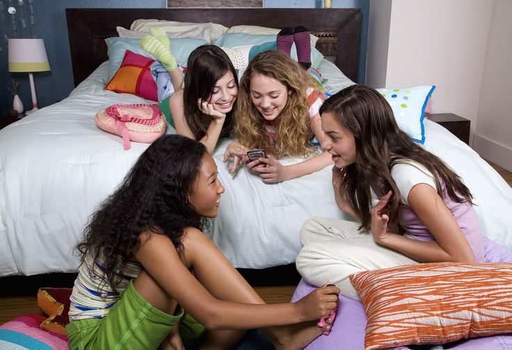 A list of sleepover games that tweens and teens are sure to love. These all use items you already have in your house, saving you time and money.