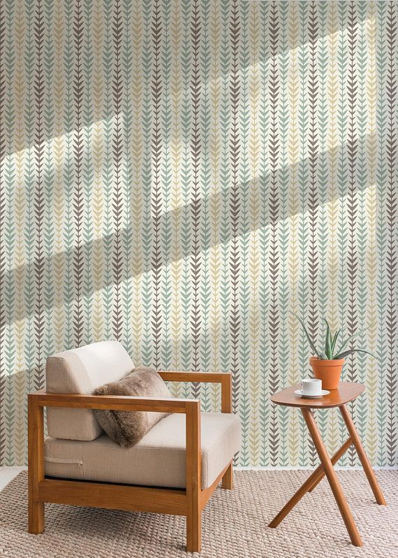 Removable Wallpaper Peel And Stick Wallpaper Wall Paper Wall Etsy In 2021 Scandinavian Wallpaper Removable Wallpaper Textured Walls