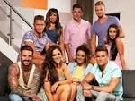 Geordie Shore is a program that follows the life of nine people from newcastle as they try and live in a house together. Some of the men have girlfriends but some don't which means they try and 'pull' girls a lot, A Symbolic code is body language. There is a lot of body language in this show as the characters are very animated, they wave there arms a lot and fight quite a bit, A convention that the audience are used to is the fights that goes on, there is at least one fight a show