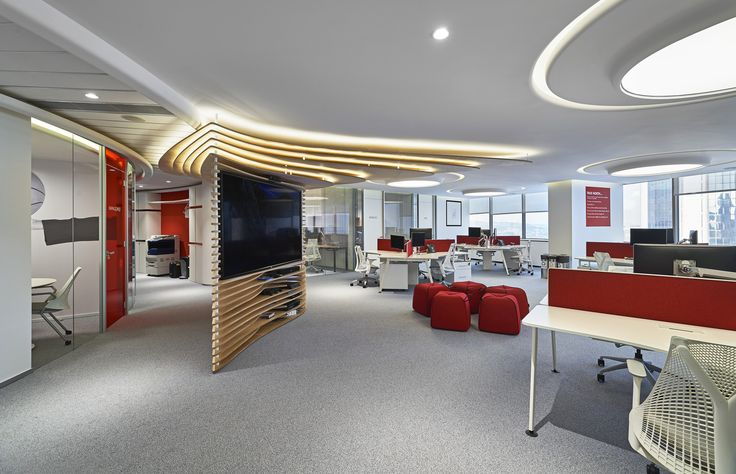 Galería de Oficina Bain&Company Estambul / Net Mimarlik - 11