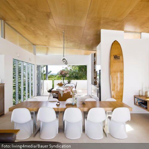 140 best Esszimmer images on Pinterest Apartment ideas - Esszimmer Modern Weiss