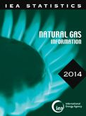 IEA Statistics. Natural Gas Information 2014 / International Energy Agency. -- Paris :  International Energy Agency,  1996-.