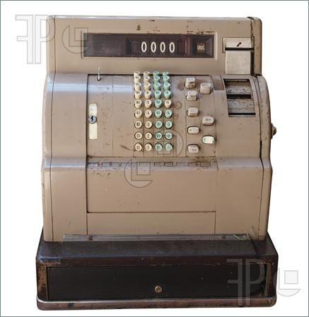 1970S Cash Register For Sale | Photo of Old Cash Register ...