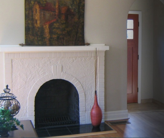 Stucco Fireplace Fireplace Pinterest Stucco Fireplace And Fireplaces