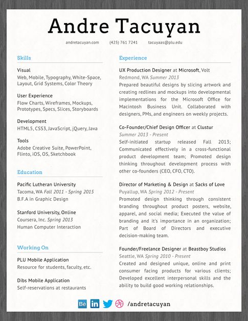 17 best ideas about my resume on creative cv