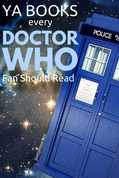 Are you a lover of Doctor Who? If you love the space and time travel you just might enjoy some of these book recommendations. YA Books Every Doctor Who Fan Should Read