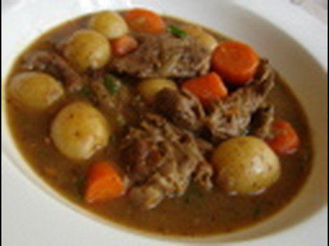 Irish Stew - Irish Lamb Stew - YouTube