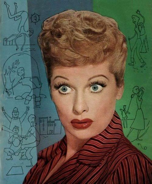 Lucille Ball, 1954