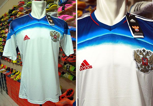 Jersey Russia Away World Cup 2014 Rp 110.000   BB : 33241842 (A.n Ade Futsal & Soccer)  Call: 085658790893 WhatsApp : 082178006207