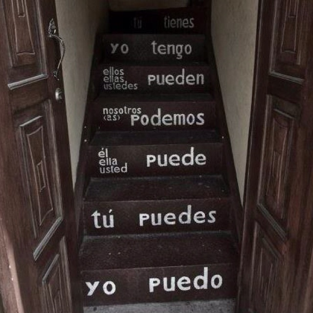 the ladder of grammar