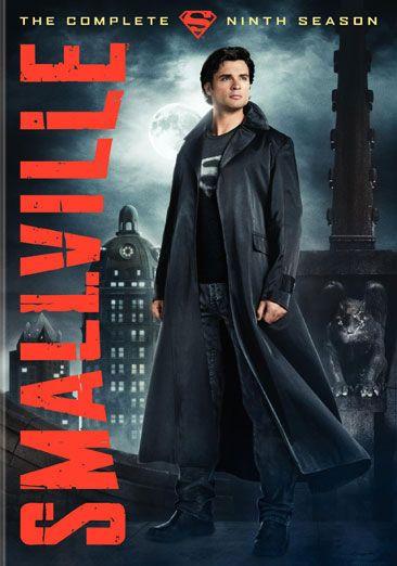 DC Comics Smallville: The Complete Ninth Season