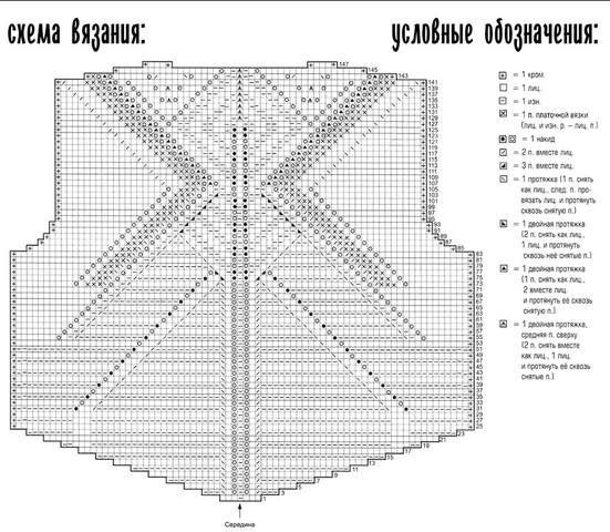 vyazanyj-spicami-pulover-s-azhurnoj-spinkoj-shema