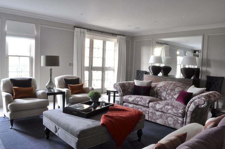 Living Room - Interior Design by Studio Duggan