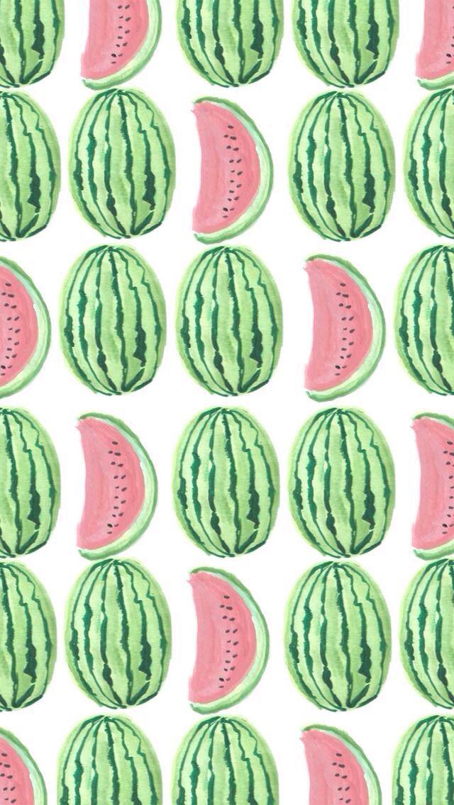 Watermelon wallpaper~