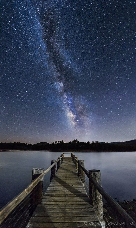 Serenity by Michael Shainblum on Fivehundredpx. Lake Cuyamaca, San Diego County, California.