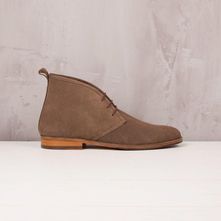 bobbies le monsieur brun caf chukka boots homme pinterest. Black Bedroom Furniture Sets. Home Design Ideas