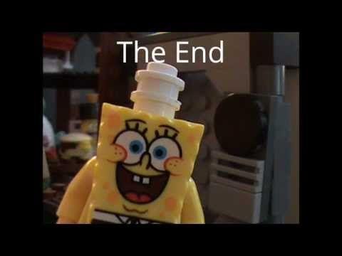 Funny Lego Spongebob short Stop Motion animations - YouTube