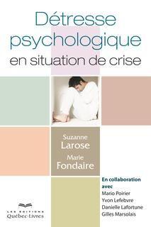 Détresse psychologique en situation de crise